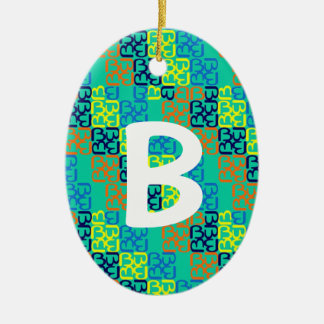 BbParade Complements Ceramic Ornament