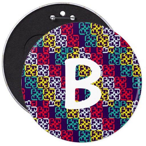 BbParade montó Brights Pin Redondo 15 Cm