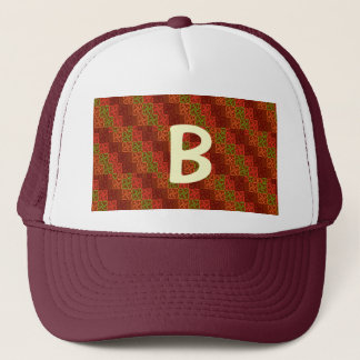BbParade Red Earth Trucker Hat