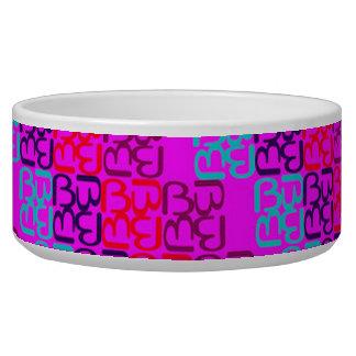 BbParade Zingy Pink Bowl