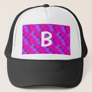 BbParade Zingy Pink Trucker Hat