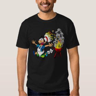 BBQ Accident T Shirt