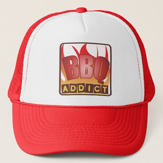BBQ Addict Cap - 11 Colors