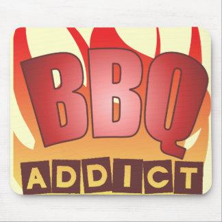 BBQ Addict Mouse Pad