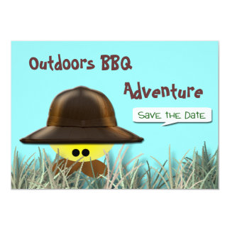 BBQ Adventure Card