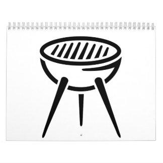 BBQ barbecue Calendar
