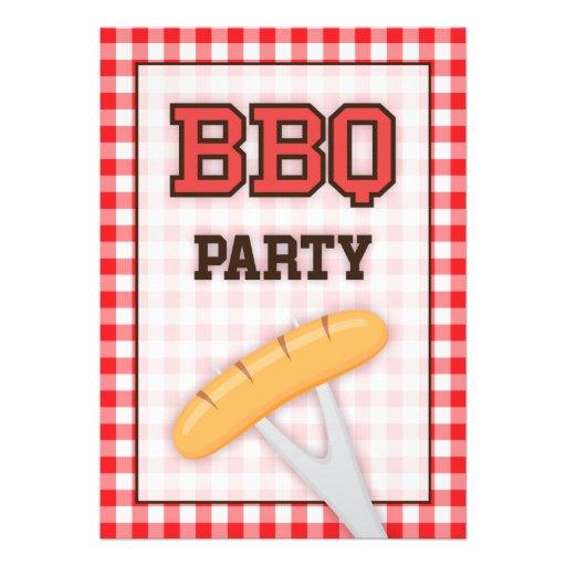 Unique Party Invites with adorable invitations design