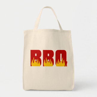 BBQ barbecue Tote Father's Day gift