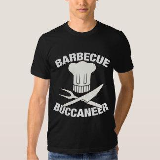 Bbq Bucanero Playera