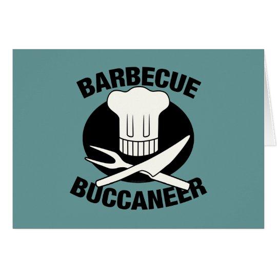 BBQ Buccaneer Card