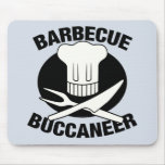 BBQ Buccaneer Mouse Pads