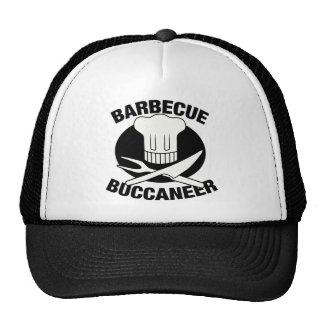 BBQ Buccaneer Trucker Hat