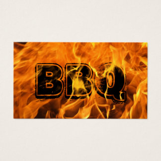Catering business cards templates zazzle for Bbq catering business cards