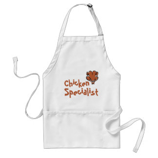 BBQ Chicken Cook-Off Apron