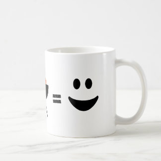 BBQ Chicken Happy Coffee Mug