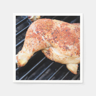 BBQ Chicken Paper Napkin