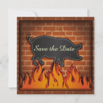 BBQ Cookout Pig Pickin' ! Save The Date