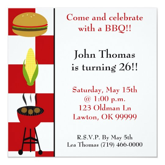 bbq copy, It's that time of the year already!!,... Card