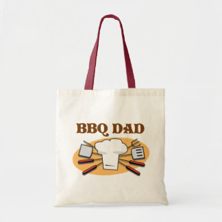 BBQ Dad Tote Bag