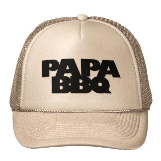 Bbq de la papá gorra