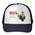 Bbq delgado gorras de camionero