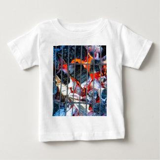 BBQ Fire coal Baby T-Shirt