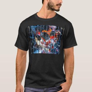 BBQ Fire coal T-Shirt