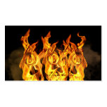 BBQ Flames Business Cards
