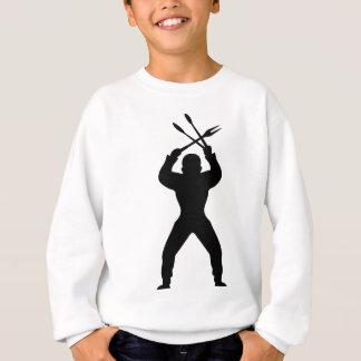 BBQ freak icon black Sweatshirt