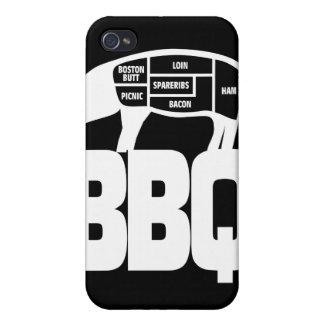 Bbq iPhone 4 Carcasa