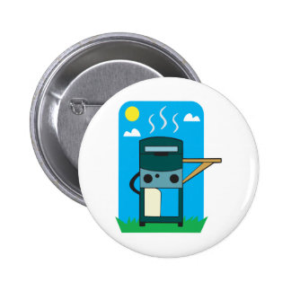 bbq gas grill button