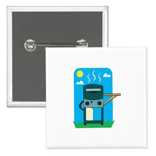 bbq gas grill pin