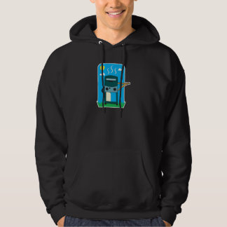 bbq gas grill pullover