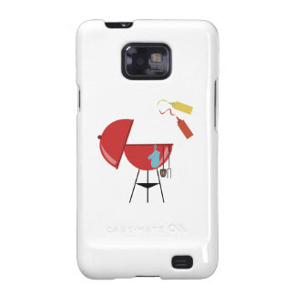 BBQ Grill Galaxy SII Cover