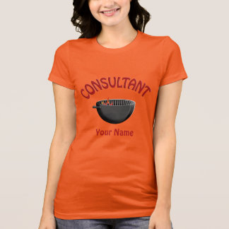 BBQ Grill Consultant T-shirt