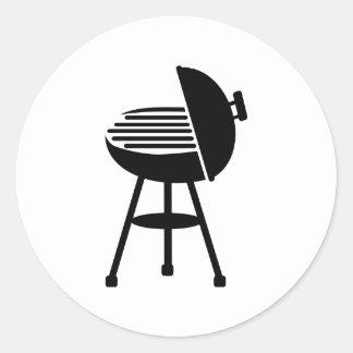 BBQ - Grill Stickers