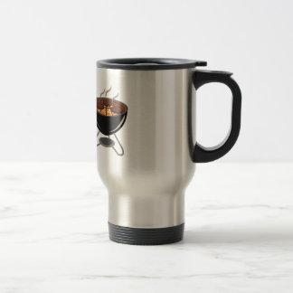 BBQ Grill Travel Mug