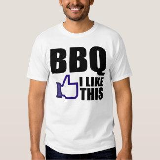BBQ, I LIKE THIS SHIRT