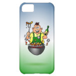 BBQ iPhone 5C COVERS