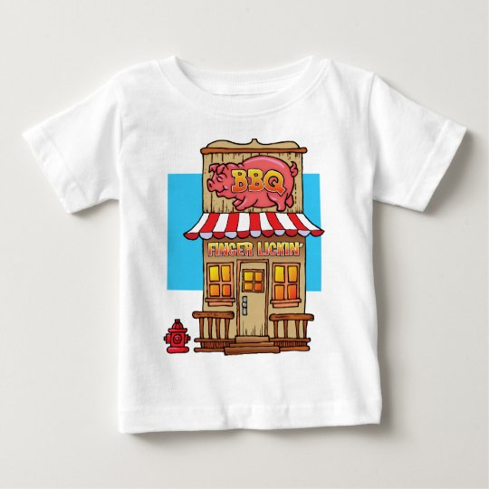 BBQ Joint Baby T-Shirt