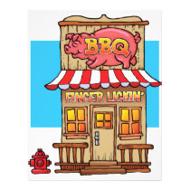 BBQ Joint Flyer