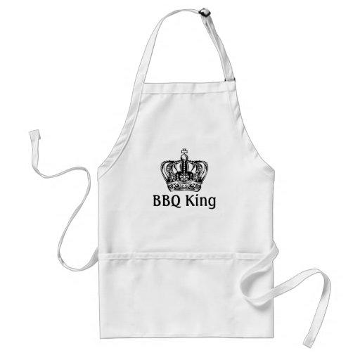 BBQ King Adult Apron