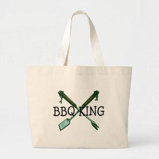 BBQ King Canvas Bag