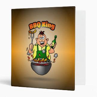 BBQ King Binder