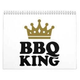 BBQ King Calendar