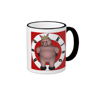 BBQ King Coffee Mug