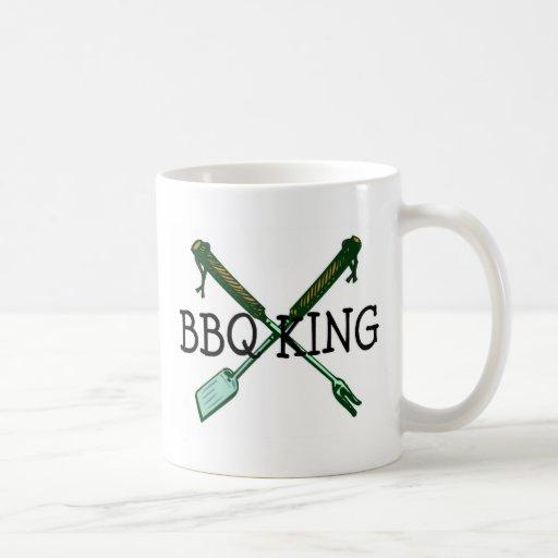 BBQ King Coffee Mug