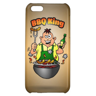 BBQ King iPhone 5C Case