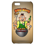 BBQ King iPhone 5C Covers
