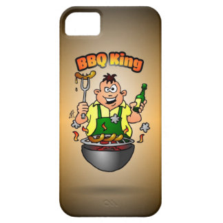 BBQ King iPhone SE/5/5s Case
